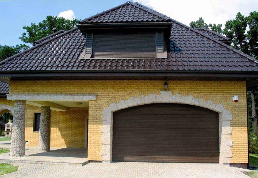 Покрыть крышу гаража технониколем своими руками